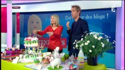 France-2-Karine-Abderahim-présente-les-gâteaux-et-les-cupcakes-pour-une-sweet-table